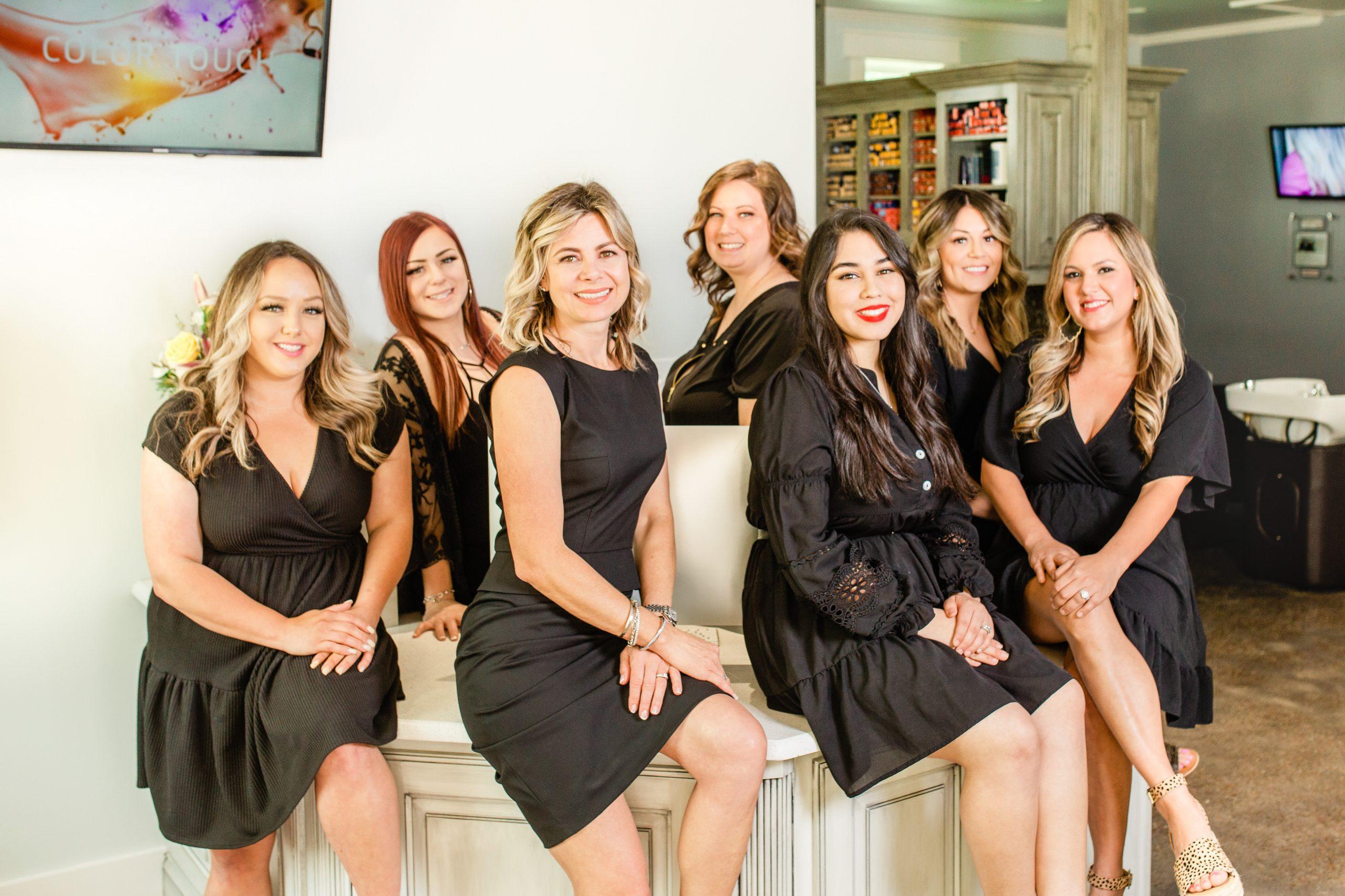 Elegancia Salon Rockport Team