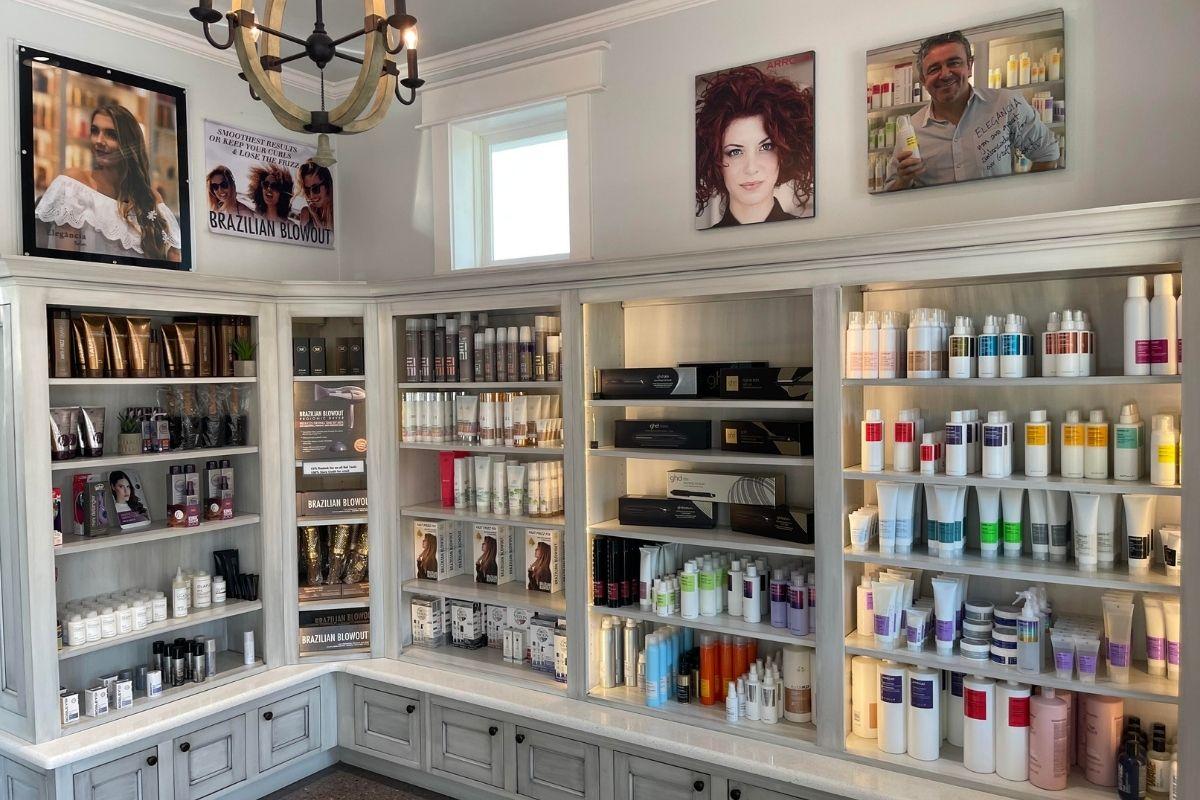 Elegancia Salon Products